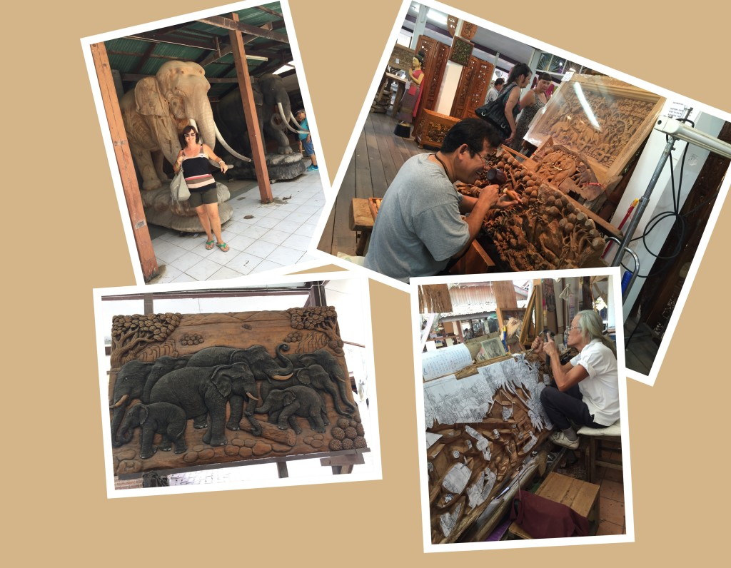 Thailand Handicraft Factory