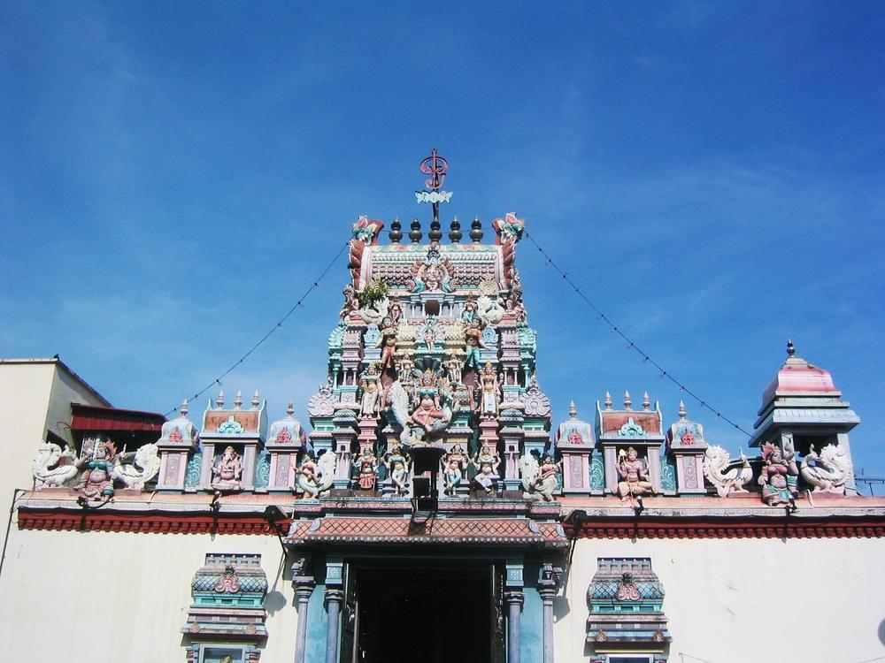 Hindu Temple Penang