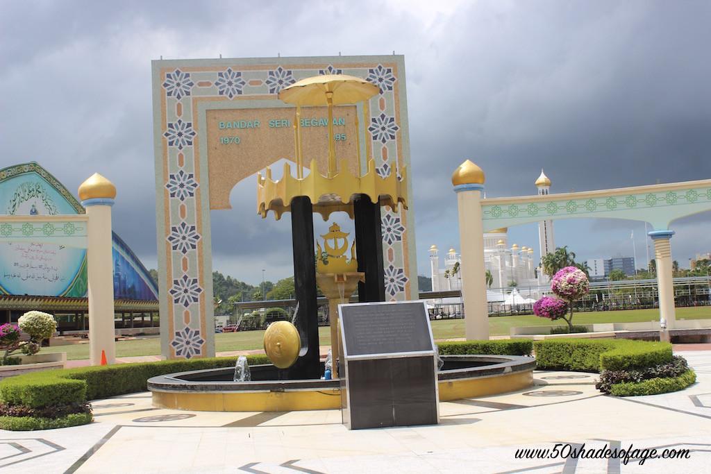 Downtown Bandar Seri Begawan
