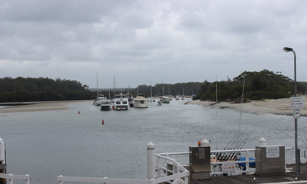 Currumbene River Jervis Bay