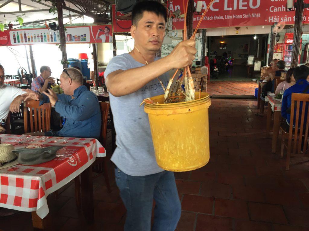 Seafood Restaurant in Vung Tau