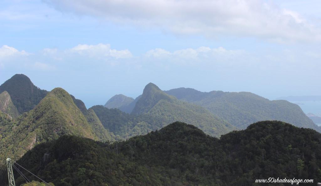 Langkawi Mountain Views