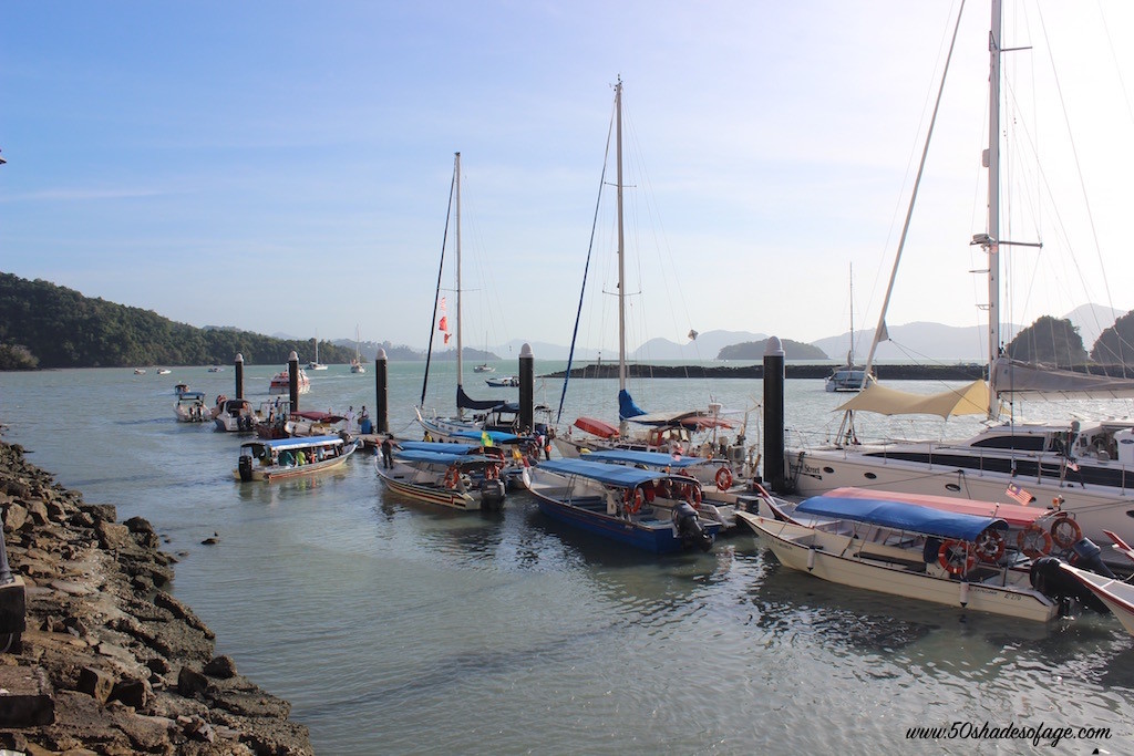 Langkawi-Harbour