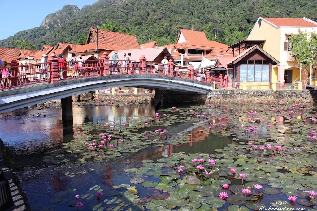 Langkawi-Oriental-village