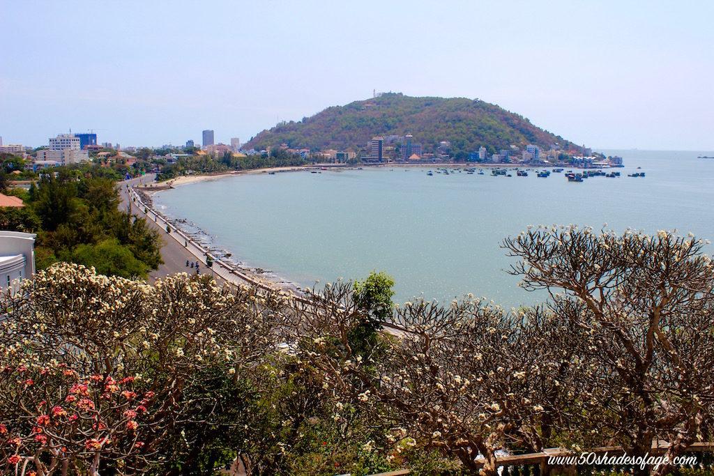 Views of Vang Tau Beach