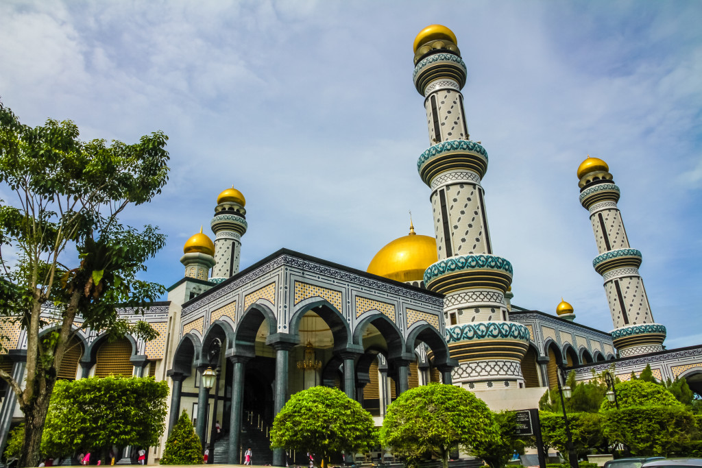Jame'Asr Sultan Hassanai Bolkiah mosque
