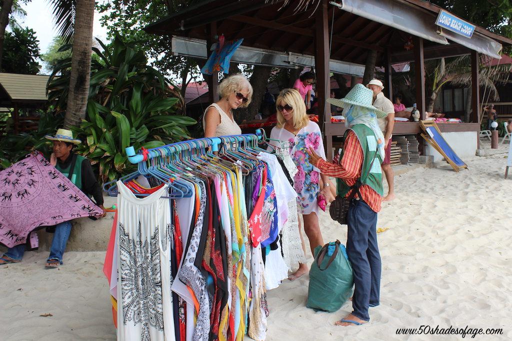 Chaweng Beach Shopping
