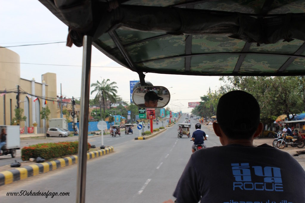 Tour of City Centre in a Tuk Tuk