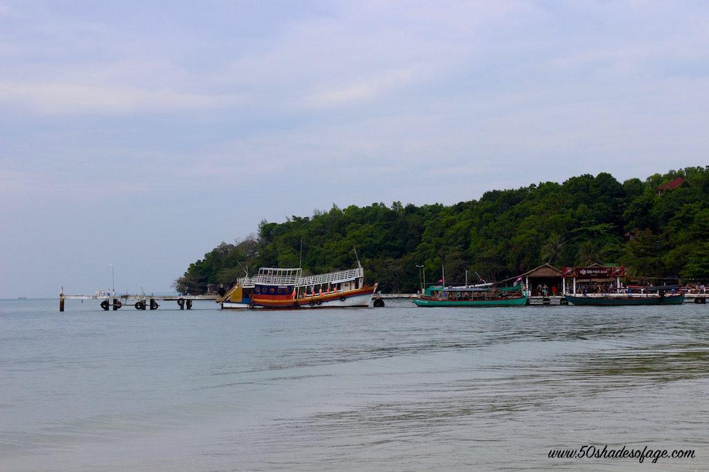 Sihanoukville Island Tours Jetty