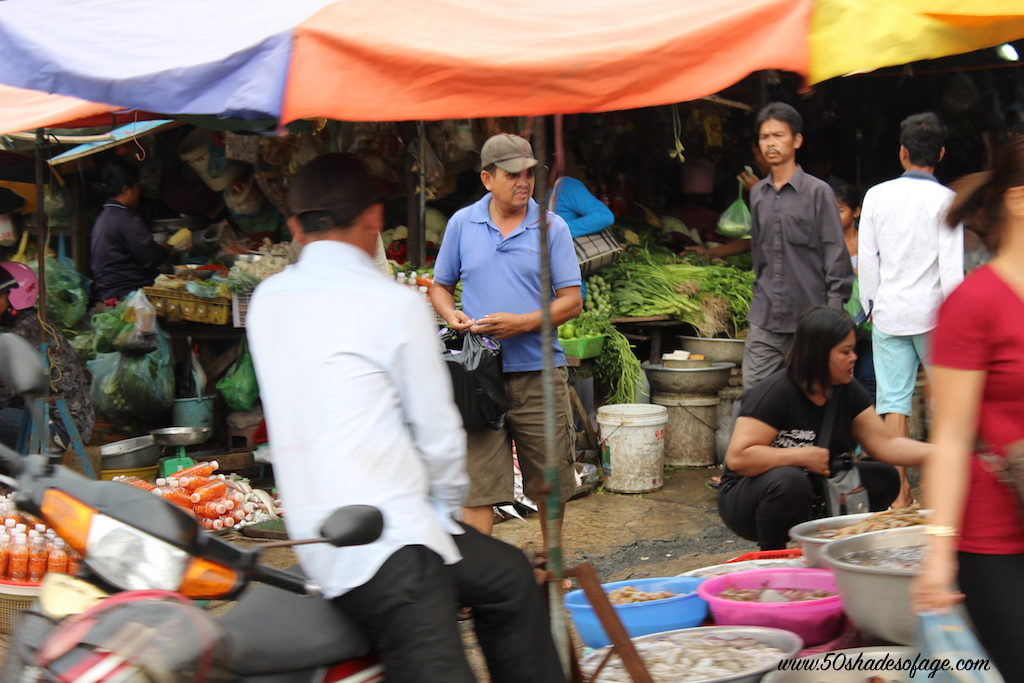 Sihanoukville Markets
