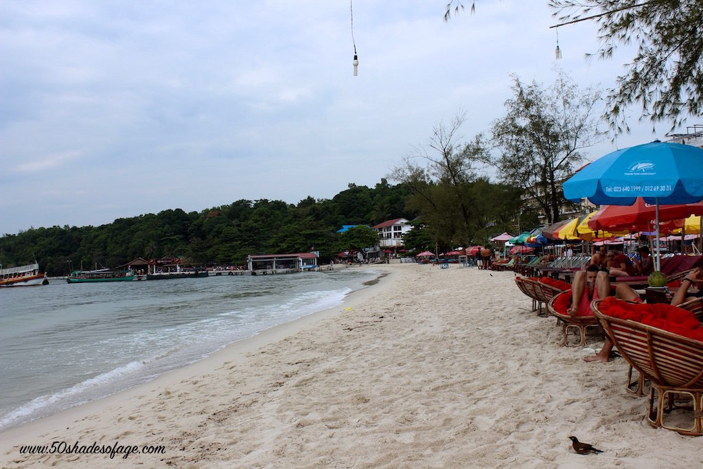 Sokha Beach in Sihanoukville
