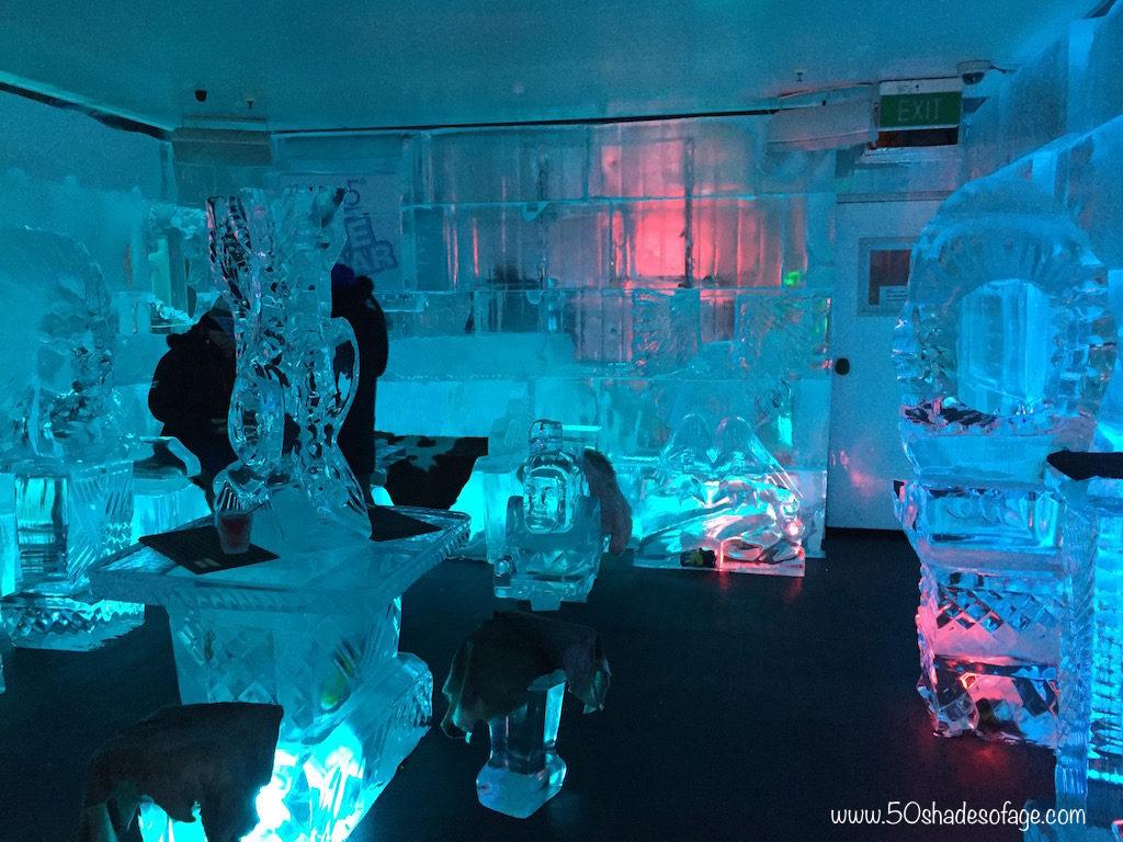 Below Zero Ice Bar Queenstown