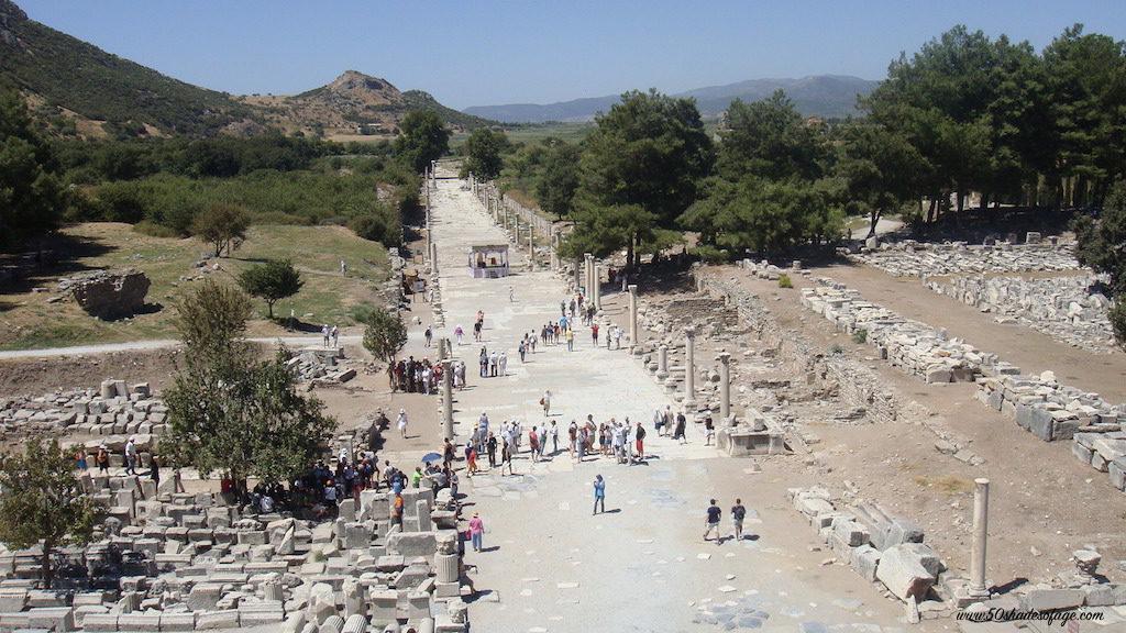 Ephesus Paved Street
