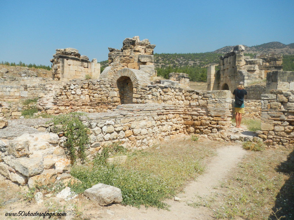 Hierapolis Crypts