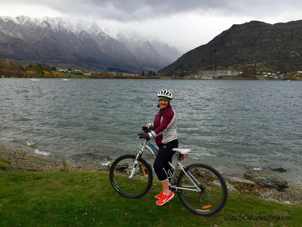 Lake Wakatipu Bike Trail