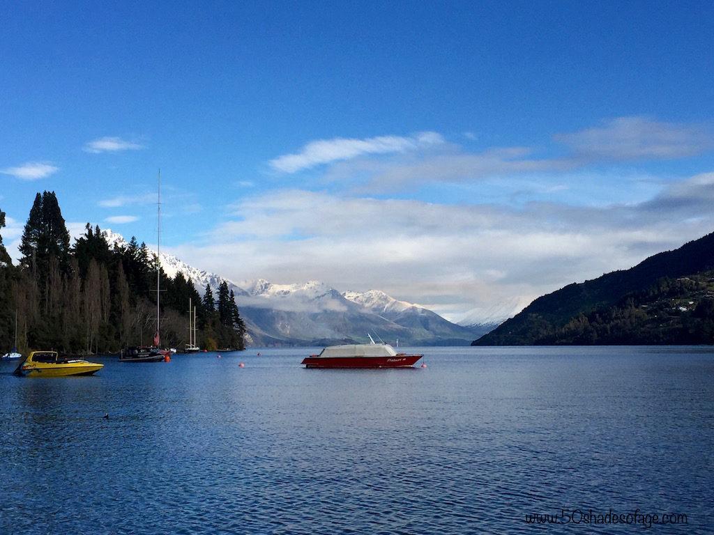 Tranquil Lake Wakatipu