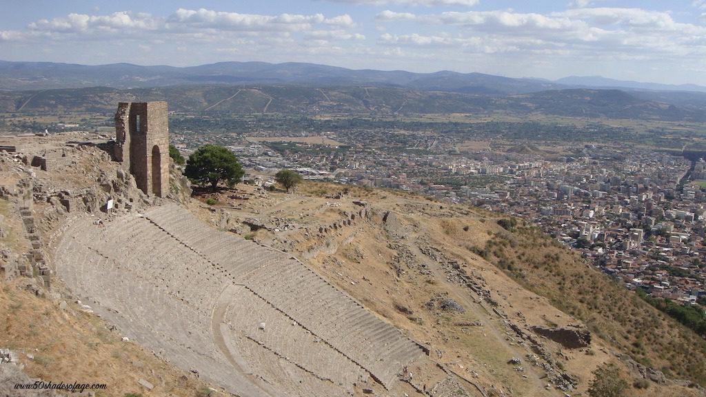 Pergamum Amphitheatre