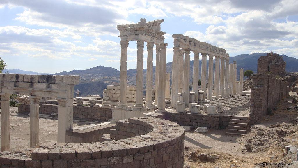 Pergamum Temple