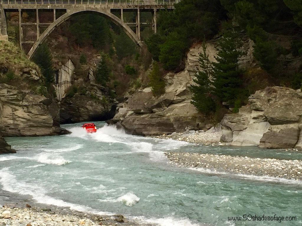 Shotover River Jetboat