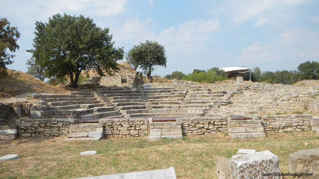 Small Amphitheatre at Troy