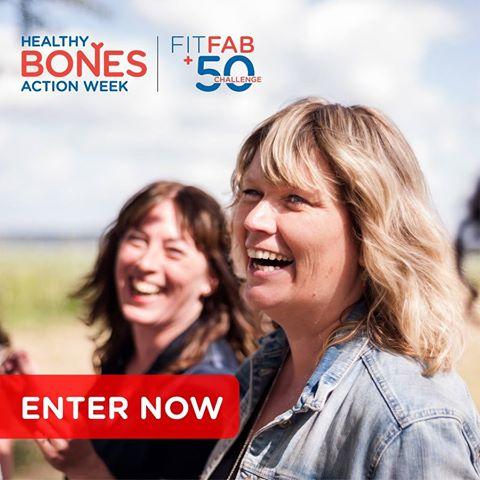 Fit,Fab & 50 Challenge Facebook Image