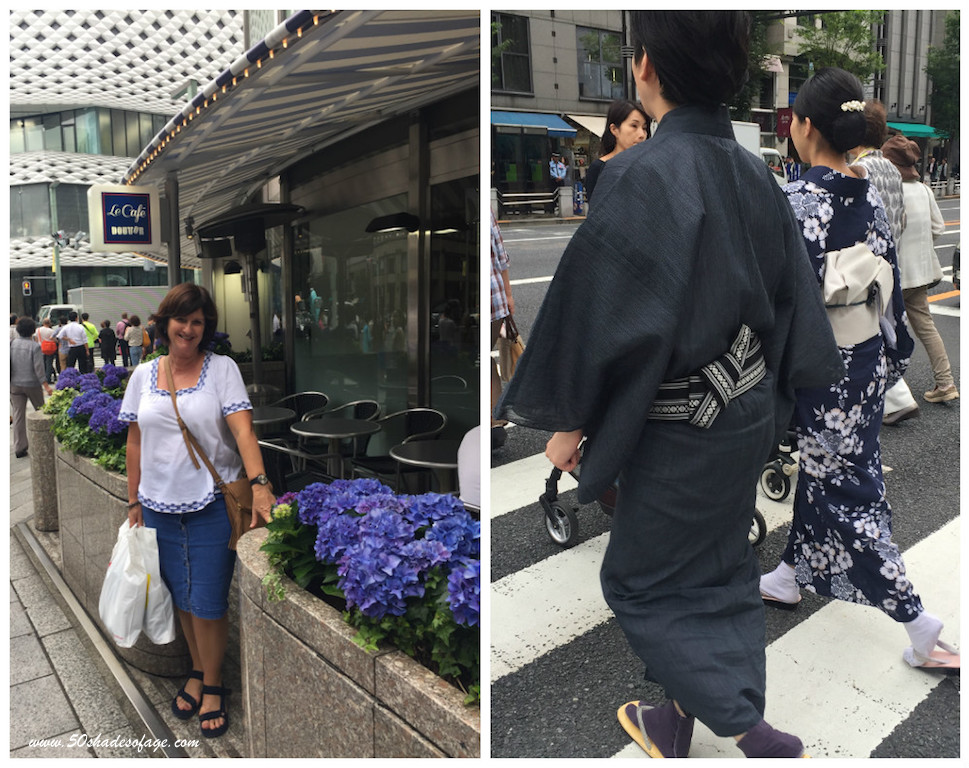 The Streets of Ginza