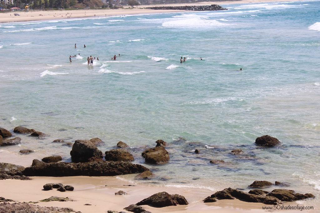 Greenmount Beach, Coolangatta, Queensland
