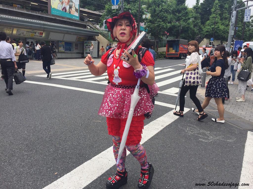 Harajuka Girl