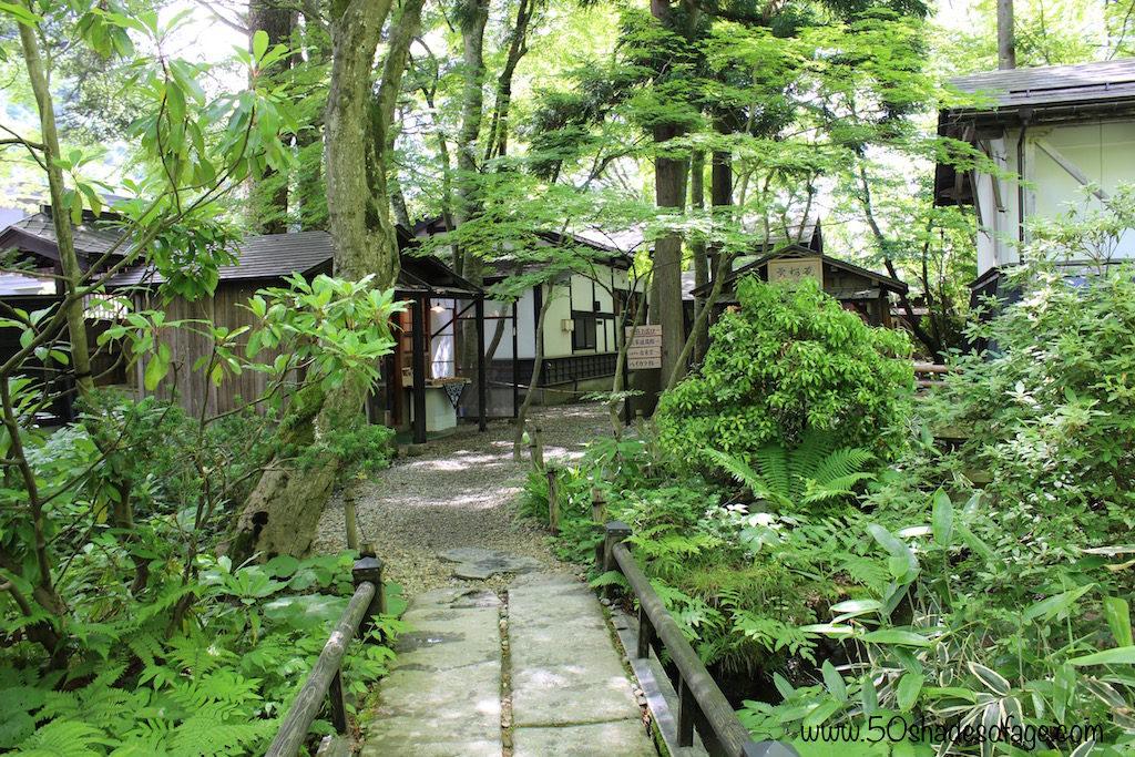 Samurai House Complex