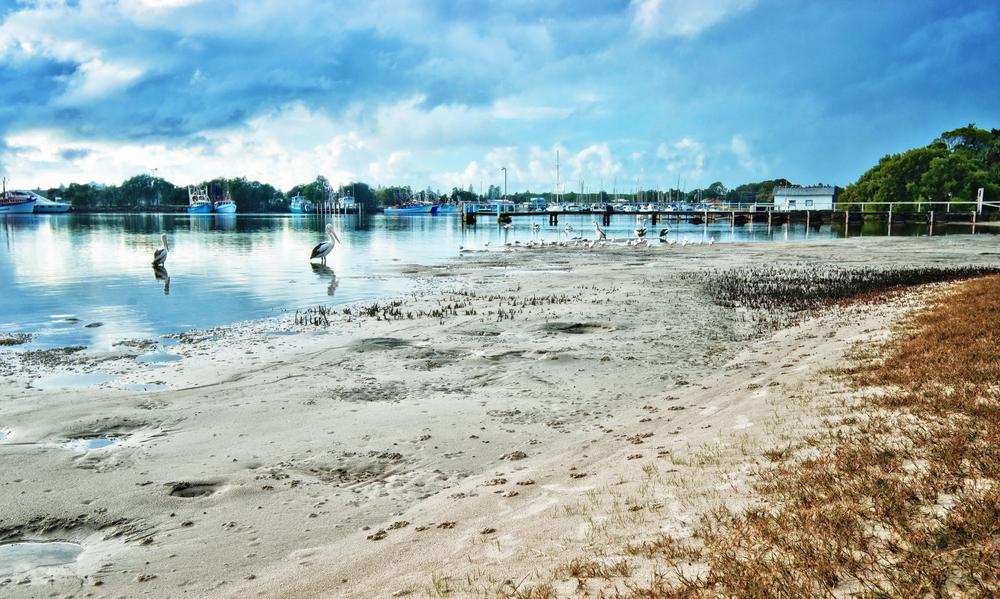 Clarence River, Yamba