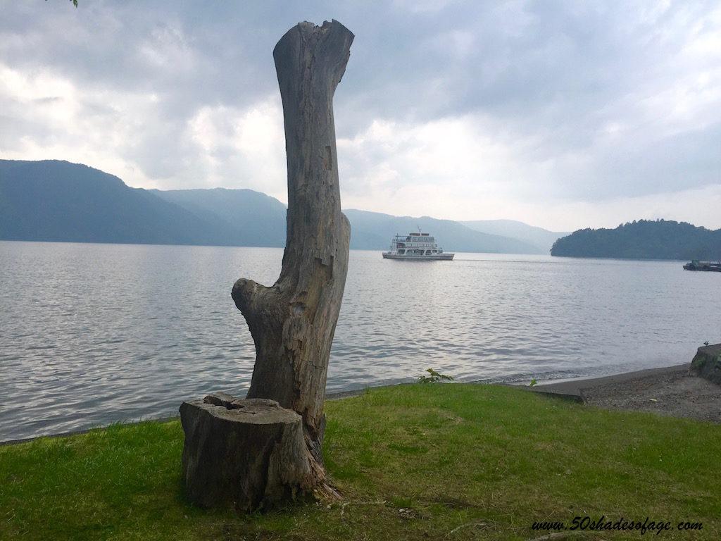 Lake Towada Ferry Boat