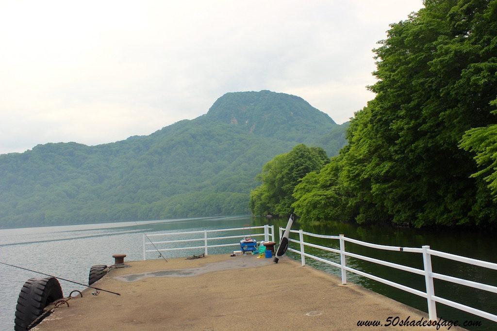 Lake Towada Pier