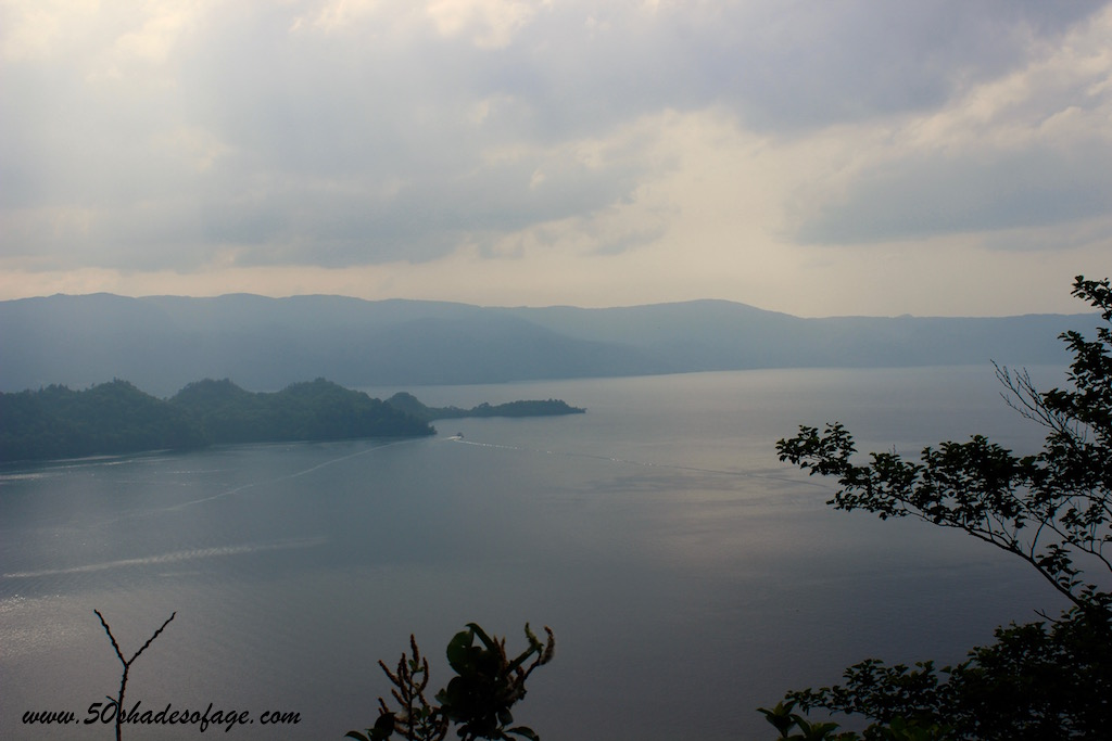 Lake Towada Japan: A Sea of Clouds