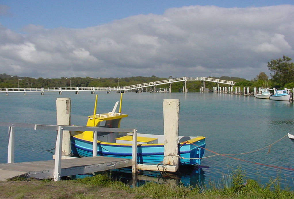 Macleay River, South West Rocks
