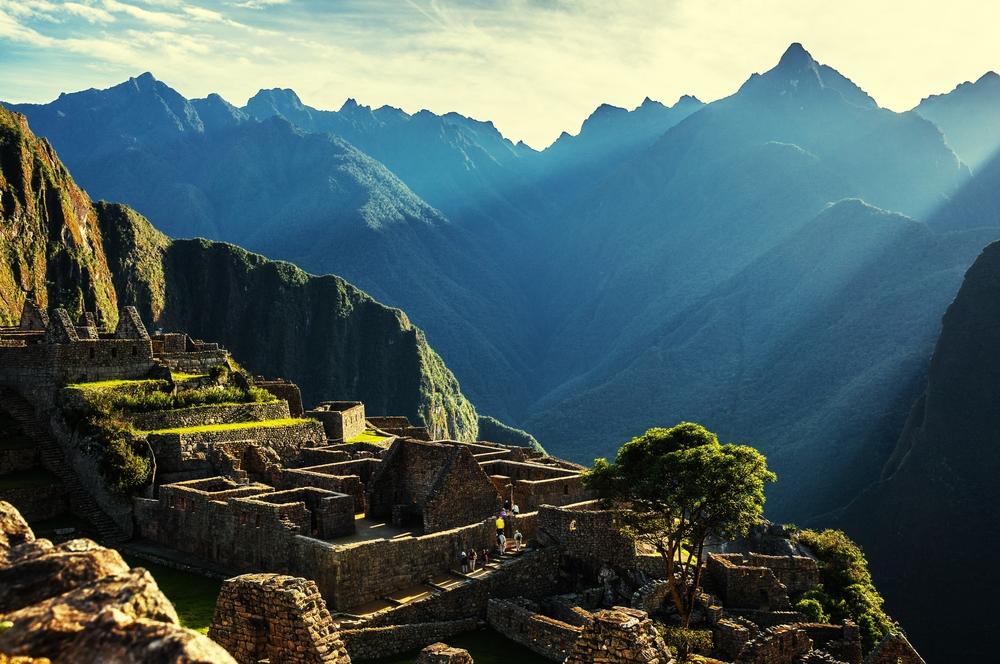 Machu Picchu in Peru is on my Bucket List