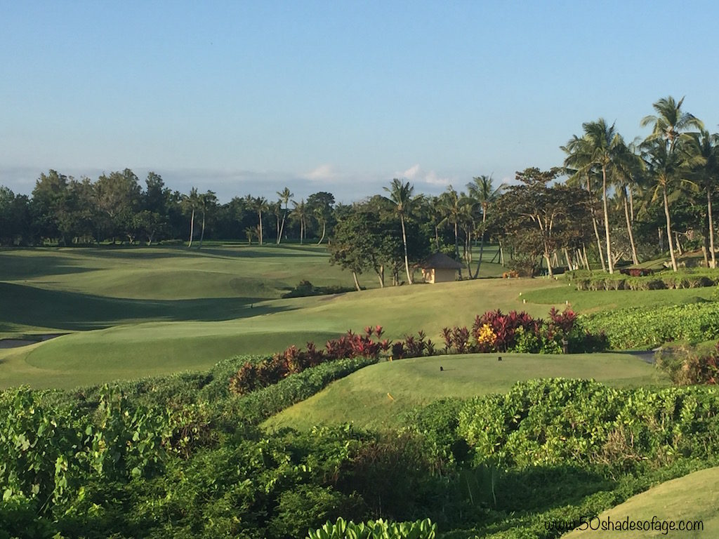 Gold Course at Resort