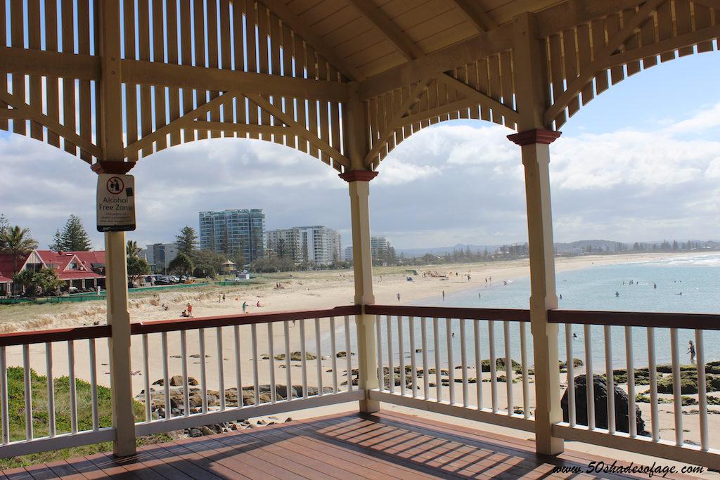 Kirra Beach from Kirra Pavilion