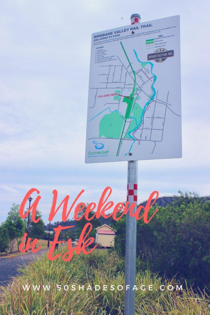 A Weekend in Esk