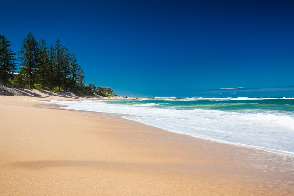 Dicky Beach Caloundra