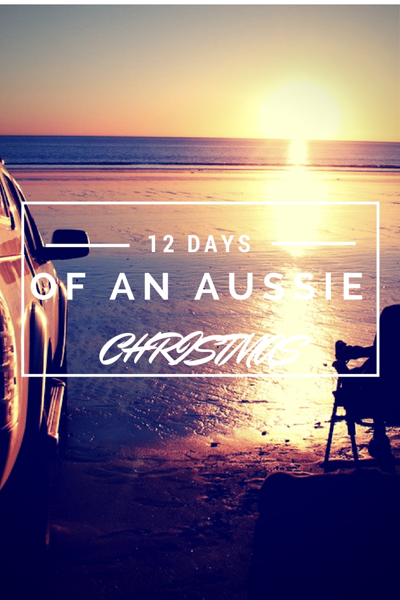 12 Days of an Aussie Christmas