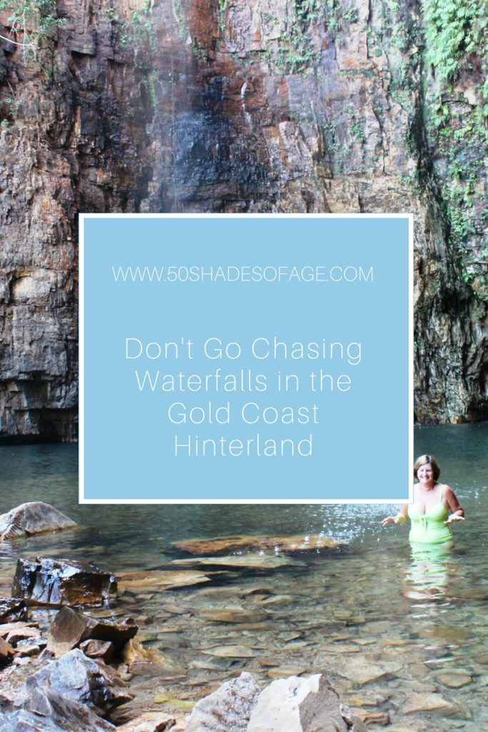 Don't Go Chasing Waterfalls in the Gold Coast Hinterland