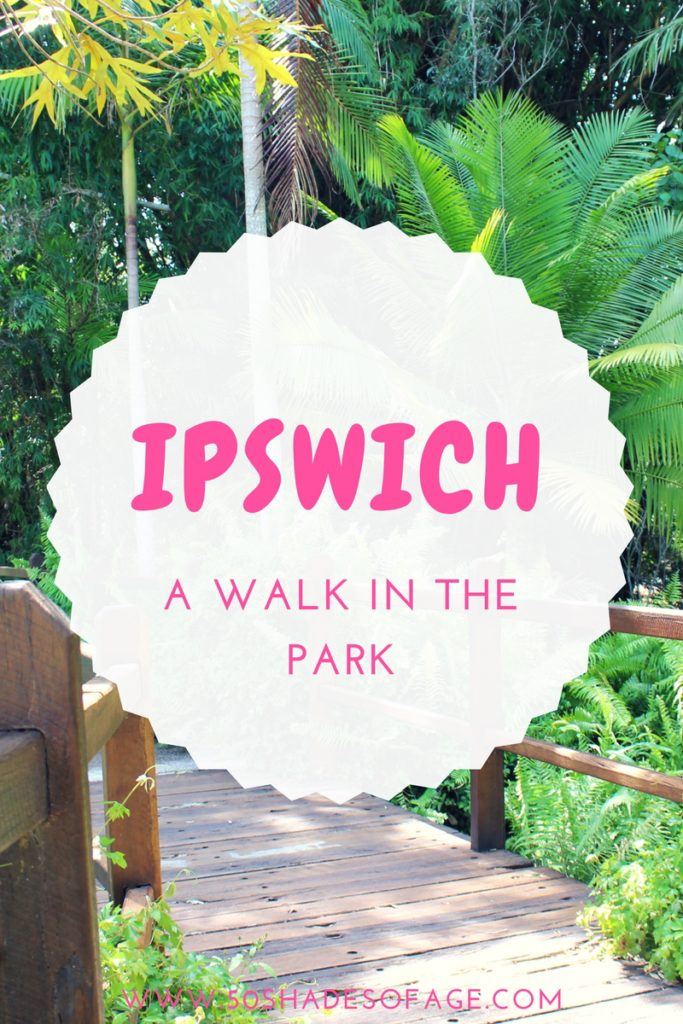Ipswich: A Walk in The Park
