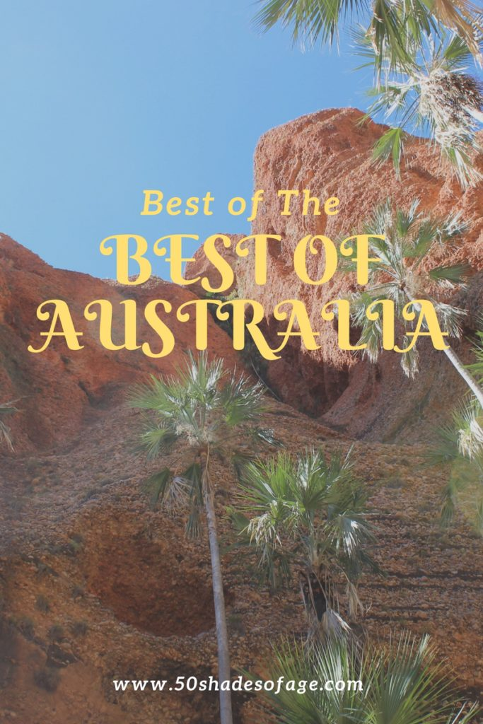 The Best of The Best of Australia