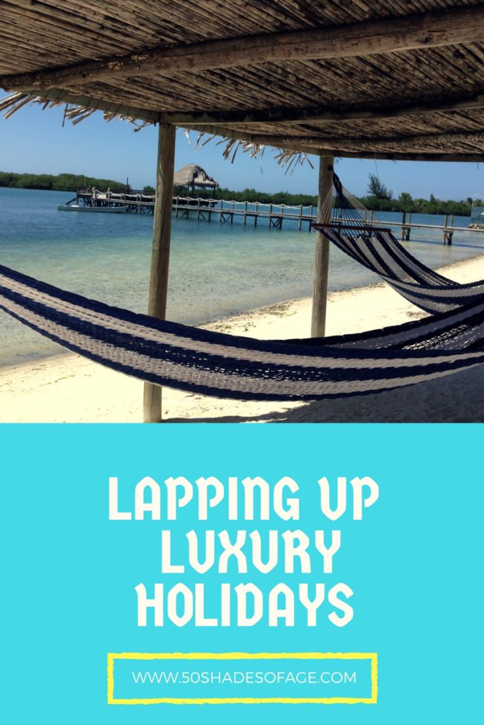 Lapping up Luxury Holidays