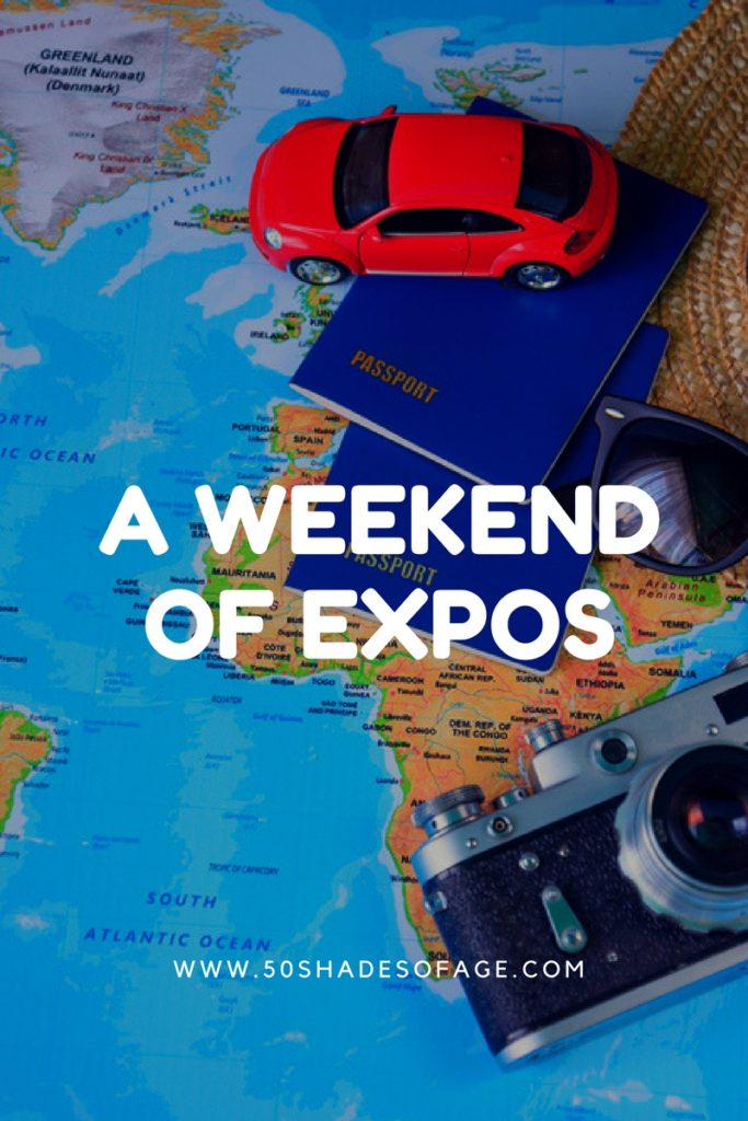 A Weekend of Expos