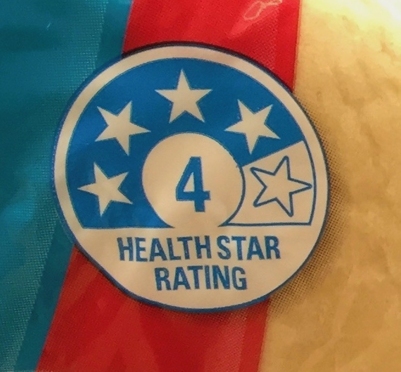 What's Good For Us Health Star Rating