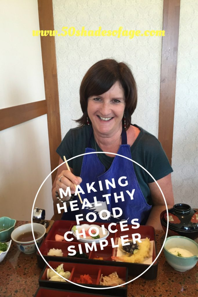 Making Healthy Food Choices Simpler