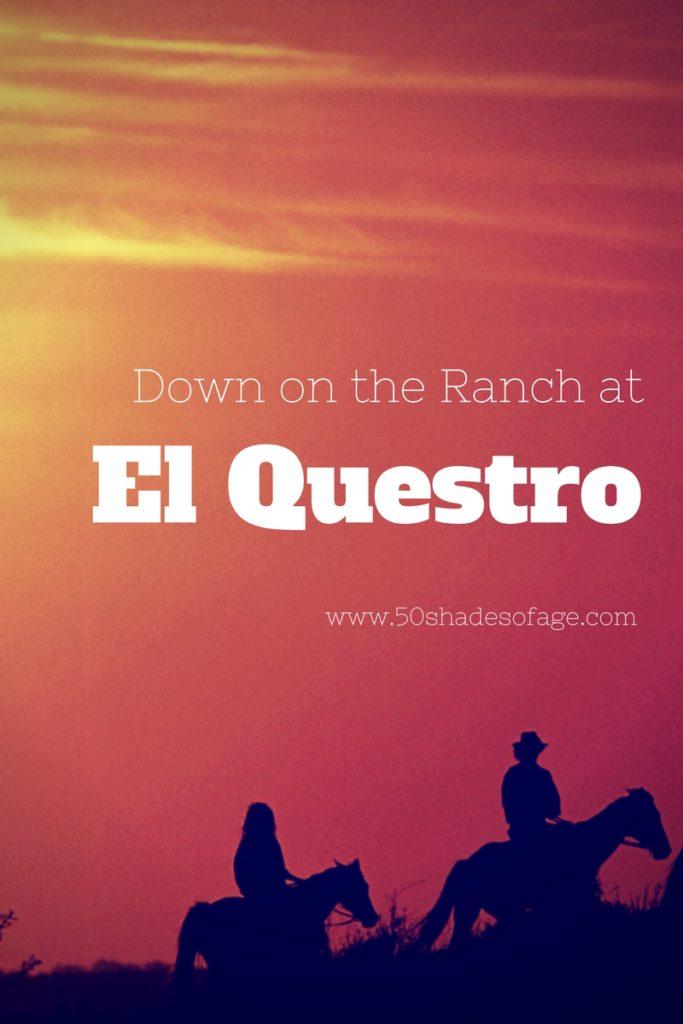 Down on the Ranch at El Questro