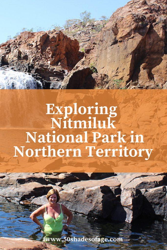 Exploring Nitmiluk National Park in Northern Territory