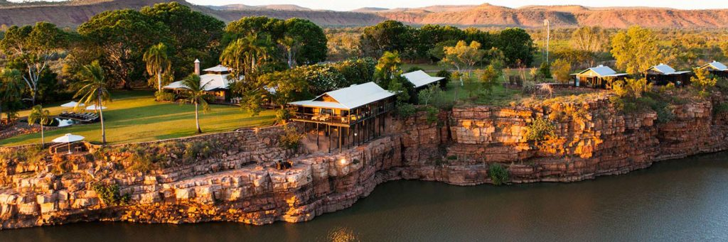 guests are offered complimentary excursions, allowing for a fully immersive Kimberley experience.